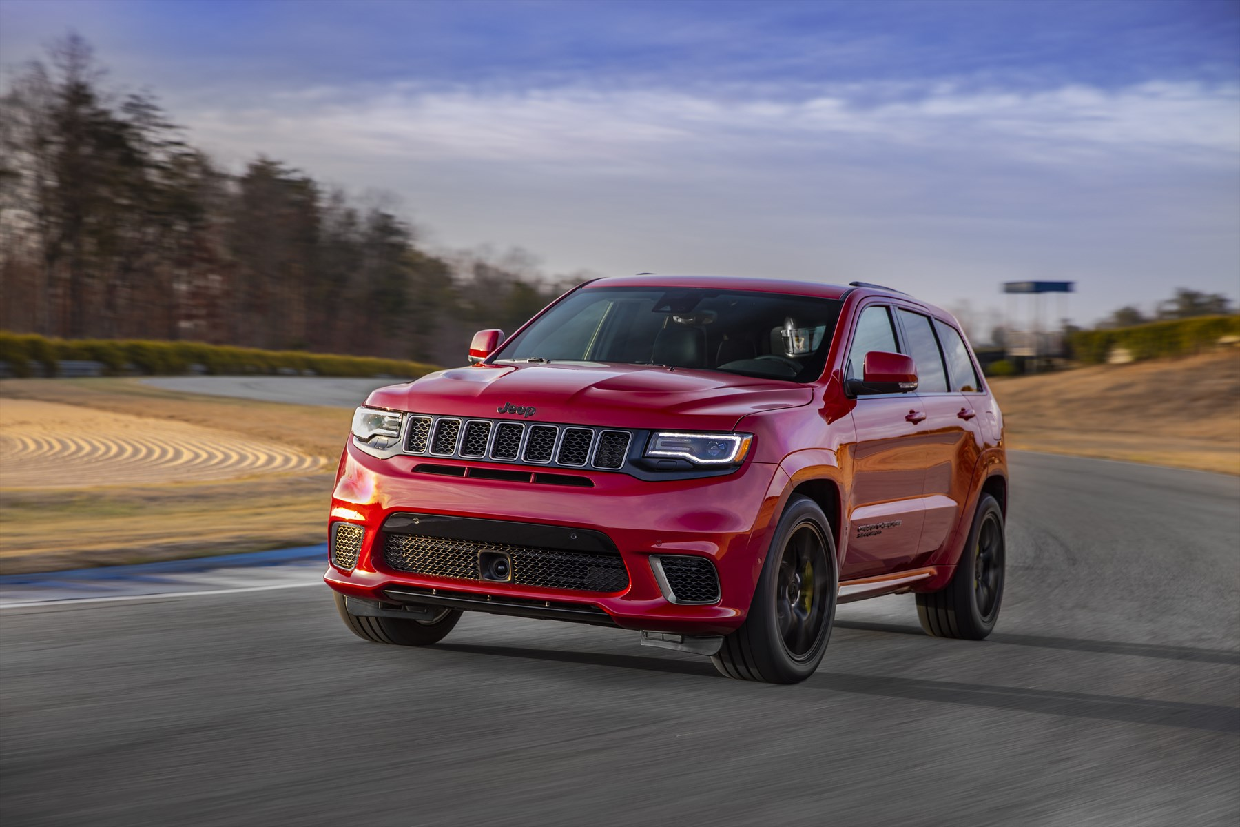 707 Horsepower 2018 Jeep Grand Cherokee Trackhawk The Most Powerful And Quickest Suv Ever John Williams Jeep