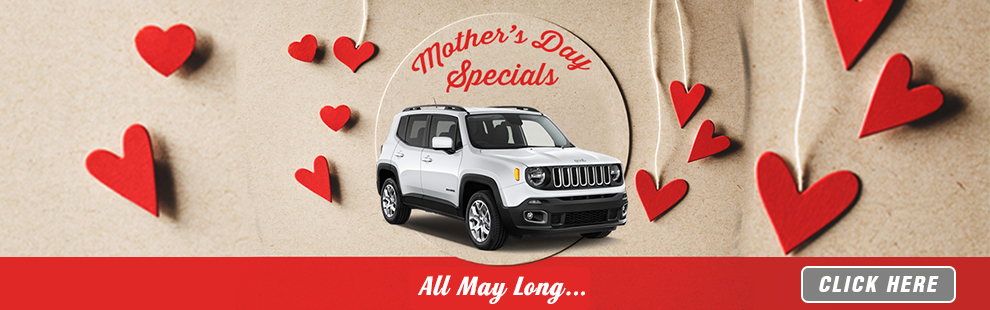 May Pre-owned Specials